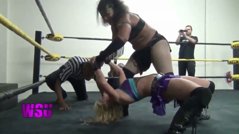 Jewells Malone vs. Nyla Rose
