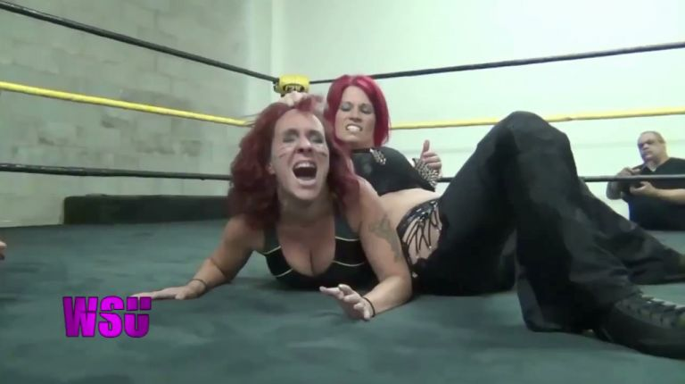 Sassy Stephie vs. Cherry Layne