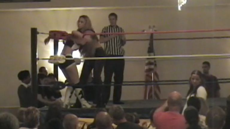 Mercedes Martinez vs. Alexa Thatcher