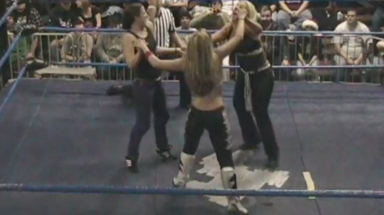 Alicia vs. Melissa Stripes vs. Alexa Thatcher