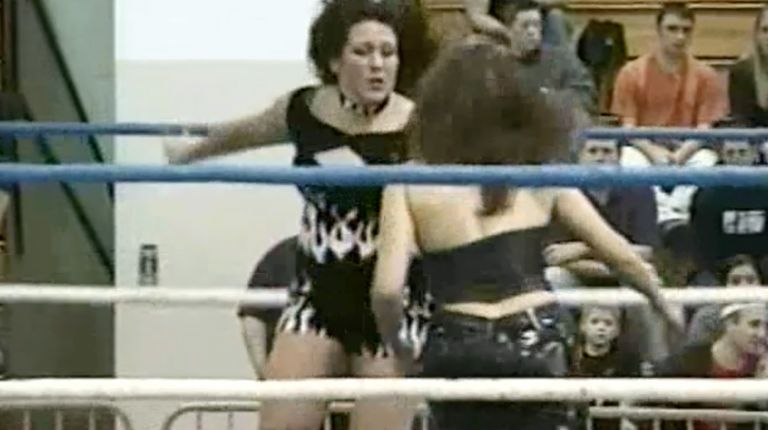 Mercedes Martinez vs. Katarina Heiss