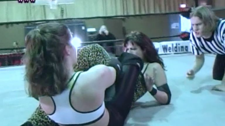 Cindy Rogers vs. Allison Danger