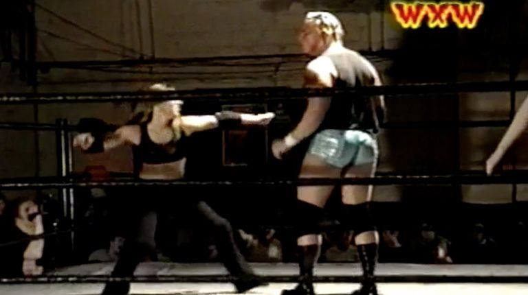 Billy Dream & Jessica Dally vs. Malachi & Lizzy Valentine